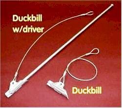 Duckbill Anchors  duckbill